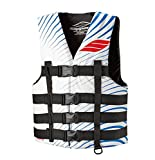 スリップリー ライフジャケット ハイドロベスト JCI検査 ジェットスキー マリンジェット 水上バイク ウエイクボード 海水浴 slippery スリッパリー ホワイト L/XL