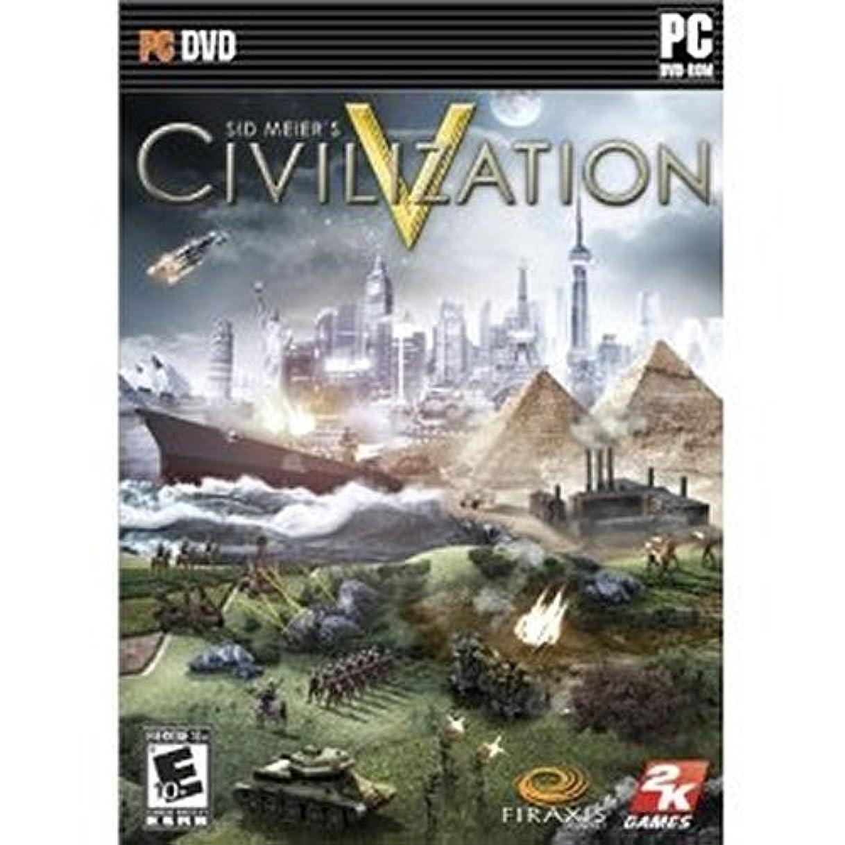 前者うなる魂Sid Meier's Civilization V (輸入版 UK)