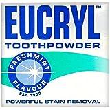 Eucryl Smokers Tooth Powder Freshmint Flavour (50g) Eucryl喫煙者の歯の粉末freshmint風味( 50グラム) [並行輸入品]