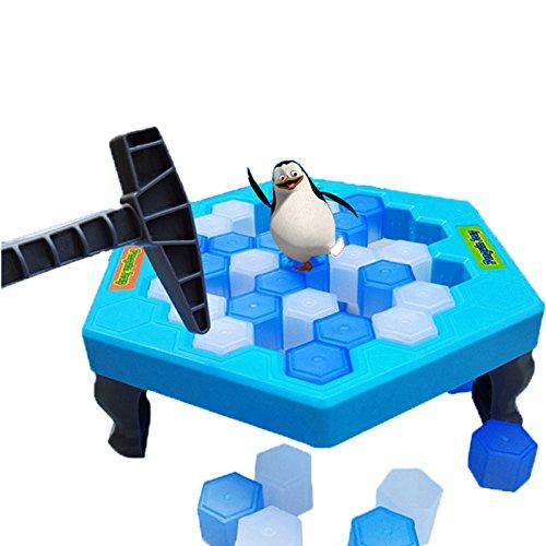 SaveペンギンIcebreaker Beating Interactive DestopパーティーFamillyゲームバランスアイスキューブテーブルゲーム