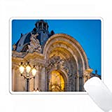 プチパレ、パリ、フランスの正面入り口。 PC Mouse Pad パソコン マウスパッド