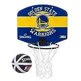 バスケット ボール ゴール 家庭用ゴール NBA 公認 マイクロミニ ウォリアーズ NBA 公認 77-661Z