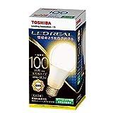 東芝ライテック LED電球 一般電球形 全方向タイプ 100W 電球色 LDA14L-G/100W 口金直径26mm