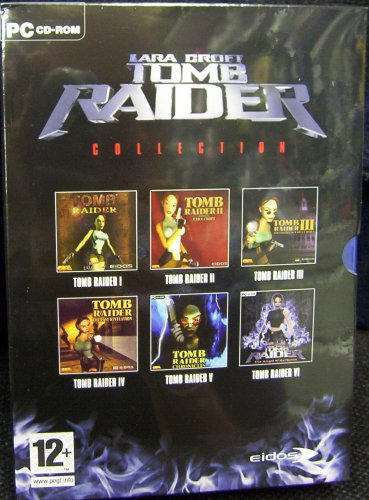 Tomb Raider Collection (輸入版)