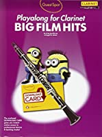 Guest Spot: Big Film Hits Playalong For Clarinet (Book/Audio Download)