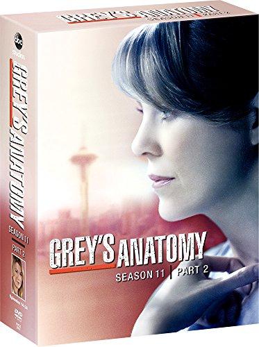 グレイズ・アナトミー シーズン11 コレクターズ BOX Part2 [DVD]の詳細を見る