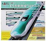 KATO Nゲージ スターターセット E5系 はやぶさ 10-001 鉄道模型入門セット