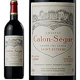 シャトー カロン セギュール 1994 赤ワイン 辛口 フルボディ750ml