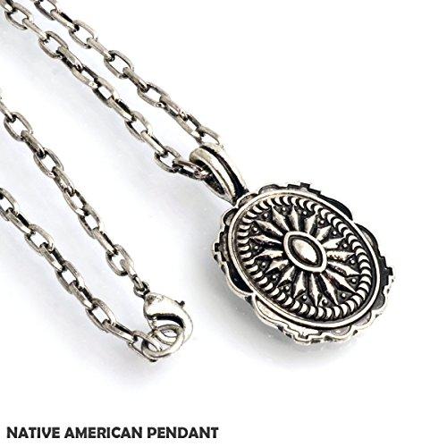 ネックレス ネイティブアメリカン インディアンジュエリー ペンダント;NAPE-001