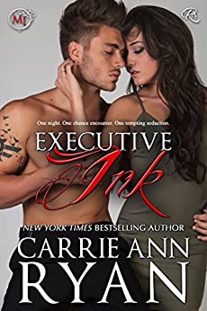 Executive Ink: A Montgomery Ink Romance by [Ryan, Carrie Ann]