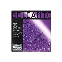 Belcanto ベルカント ヴィオラ弦 C線 スチールコア 4/4 シルバー BC24