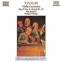 Violin Concerti 5-8 & 10-12