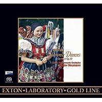 <EXTON Laboratory Gold Line>ドヴォルザーク:スラヴ舞曲全曲