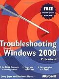 Troubleshooting Microsoft Windows 2000 Professional (Eu-Undefined)