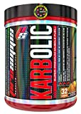 Pro Supps Karbolic Diet Supplement, Orange, Net weight 4.7 Pounds by PRO SUPPS