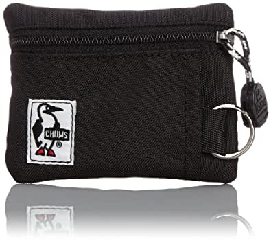 [チャムス]財布 Eco Key Coin Case Black