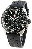 [タグ・ホイヤー]TAG Heuer 腕時計 フォーミュラ1 クロノグラフ 43MM メンズ ブラック CAZ1010…