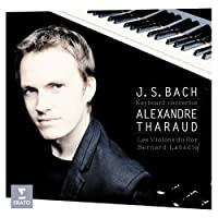 J.S. Bach Keyboard Concertos by Alexandre Tharaud (2011-10-04)