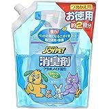 JOYPET(ジョイペット) 液体消臭剤 詰め替え用 徳用 650ml