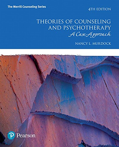 Download Theories of Counseling and Psychotherapy: A Case Approach with MyLab Counseling with Pearson eText -- Access Card Package (4th Edition) (Merrill Counseling) 0134441389