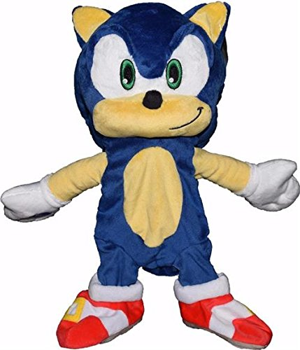 Build a Bear Unstuffed Sonic The Hedgehog 16