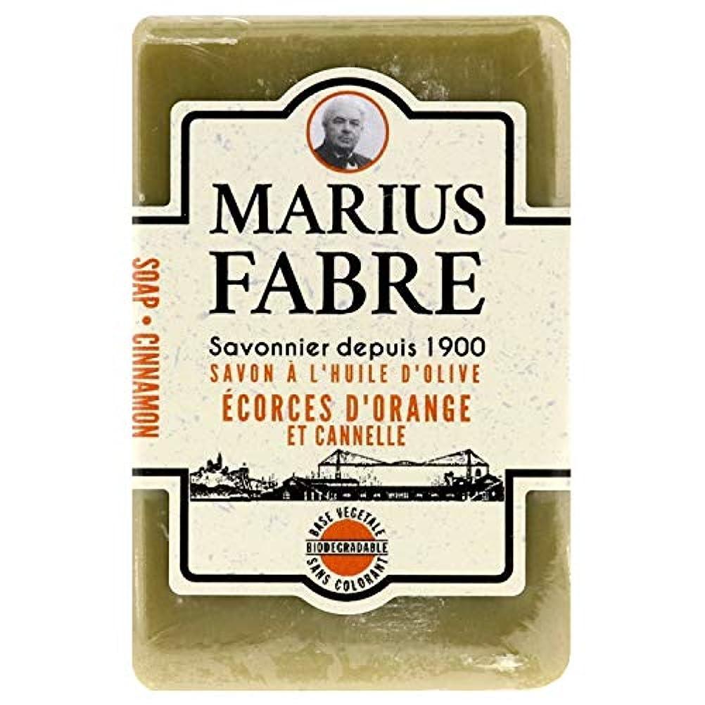 告白する見習い時サボンドマルセイユ 1900 シナモンオレンジ 150g