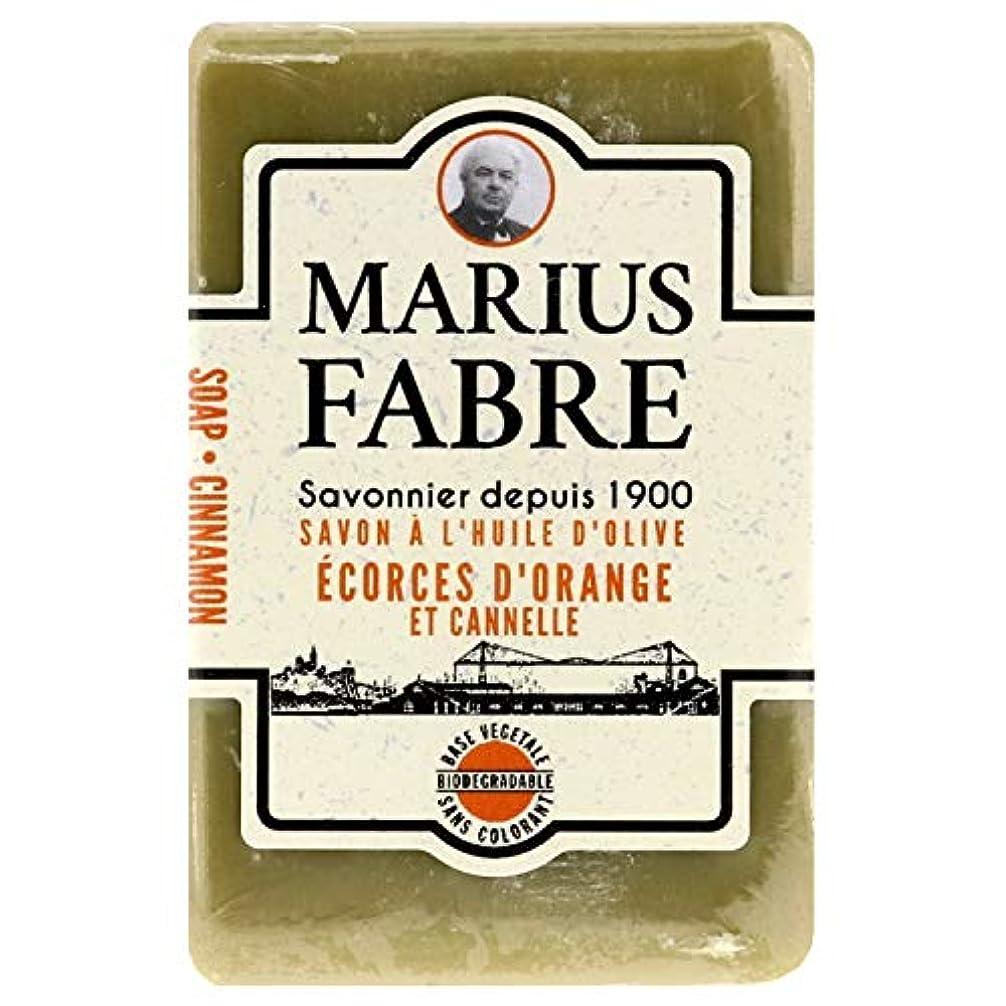期待スプレー危険にさらされているサボンドマルセイユ 1900 シナモンオレンジ 150g