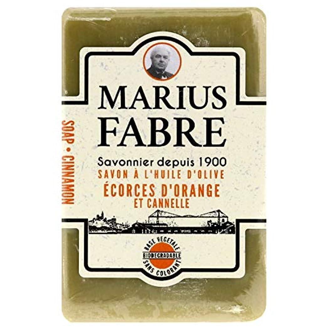 気候の山窓を洗うステートメントサボンドマルセイユ 1900 シナモンオレンジ 150g