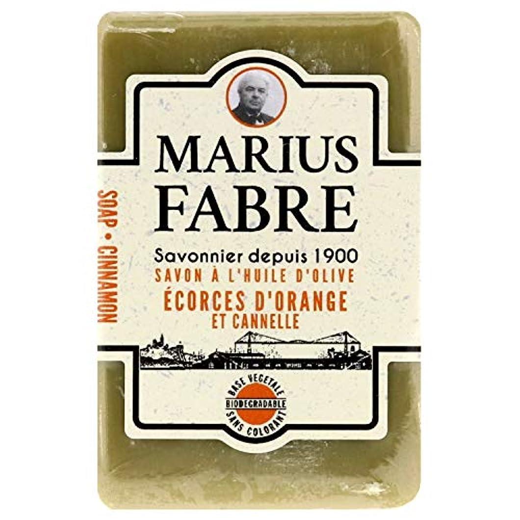 ささやき生産的連邦サボンドマルセイユ 1900 シナモンオレンジ 150g