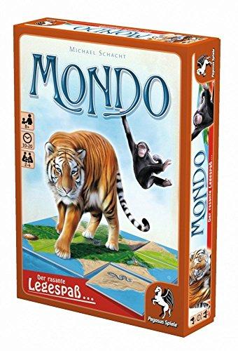 モンド:スピーディーな配置ゲーム Mondo: Der rasante Legespass [並行輸入品]