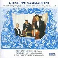 Sonate Per Flauto E Basso Continuo Op. 2 Nn. 7-12
