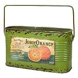 GREENHOUSE リメイクフルーツ缶ポット ワイドドロップ缶 グリーン 3644-GR