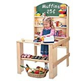 Constructive Playthings mtc-413 easy-shop Market Stall