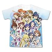 アイドルマスター (アニメ) アイドルマスターシャイニーフェスタフルグラフィックTシャツ ホワイト サイズ:M