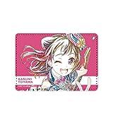 BanG Dream! ガールズバンドパーティ! 戸山香澄 Ani-Art 1ポケットパスケース