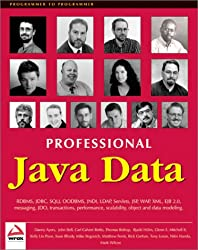 Professional Java Data (Programmer to Programmer)