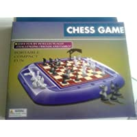 NO STRESS CHESS GAME PORTABLE AND COMPACT [並行輸入品]