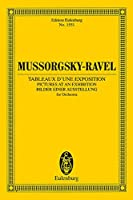 Pictures at an Exhibition: Instrumetnation by Maurice Ravel-study Score