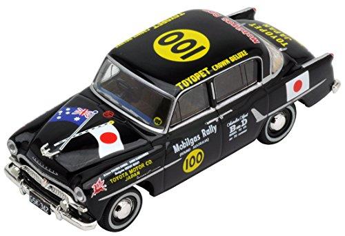 トミカリミテッド ヴィンテージ 日本車の時代04 トヨペット クラウン 豪州ラリー出場車