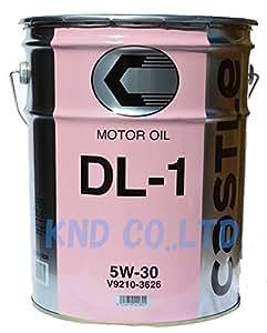 TOYOTA トヨタ キャッスル ディーゼルエンジンオイル DL-1 5W-30 20L V9210-3626