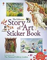 Story of Art Sticker Book (Activity Books)