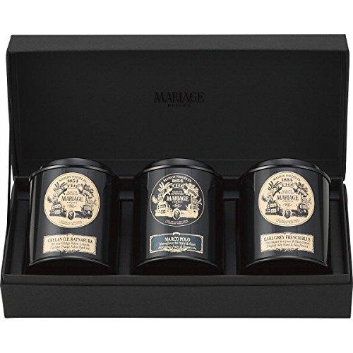 マリアージュフレール 紅茶 3銘柄の贈り物 (マルコポーロ、フ...