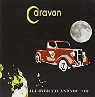 All Over You & You Too by CARAVAN (2012-07-03)