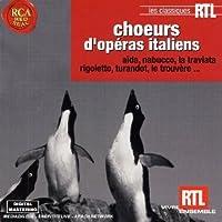 Choeurs D'operas Italiens