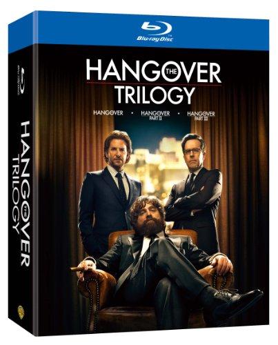ハングオーバー トリロジー ブルーレイBOX (3枚組)(初回限定生産) [Blu-ray]の詳細を見る