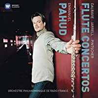 Dalbavie, Jarrell & Pintscher: Flute Concertos by Emmanuel Pahud (2008-04-01)