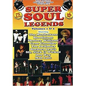 Super Soul Legends [DVD] [Import]
