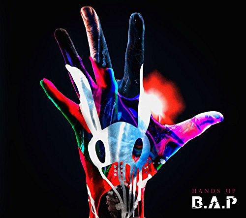HANDS UP【初回限定盤A】