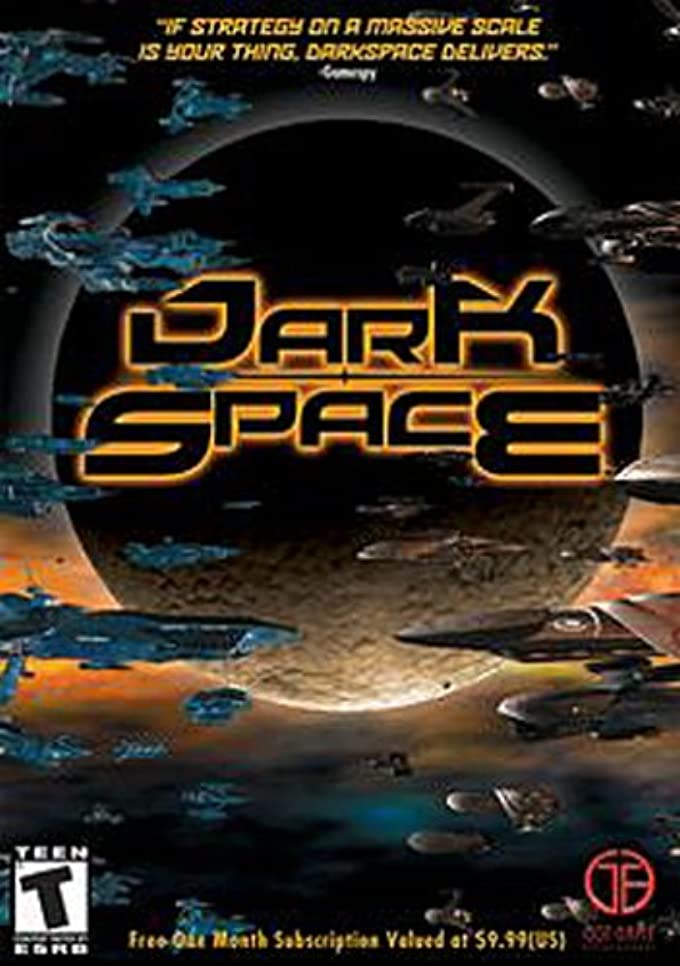 防ぐ歯車あいにくDark Space (輸入版)