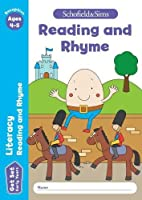 Get Set Literacy: Reading and Rhyme, Early Years Foundation Stage, Ages 4-5 (Get Set Early Years)